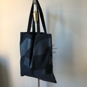 Y-3 black tote bag